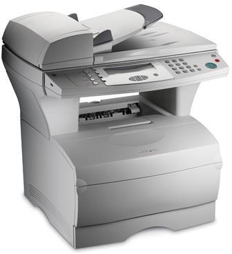 Lexmark X422 mfp Color Laser Printer
