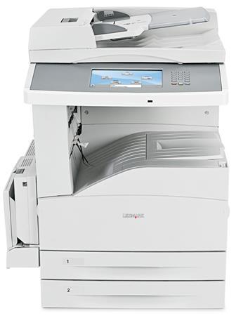 Lexmark X862 Color Laser Printer