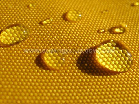 Water Repellent Canvas Fabric