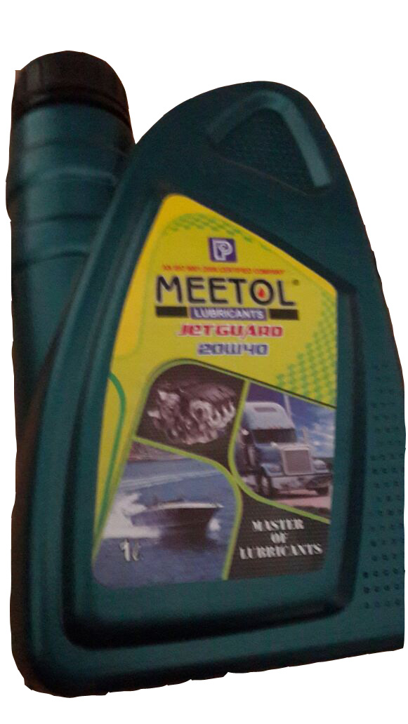 Jet Guard Engine oil (A4)