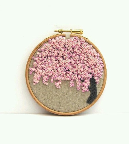 Embroidered Wall Hangings