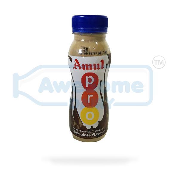 Amul Pro 200ml Chocolate