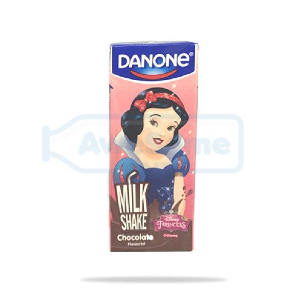 Danone Milkshake Chocolate 180ml Princess