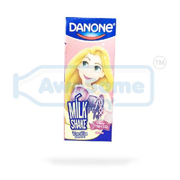 Danone Milkshake Vanilla 180ml Princess