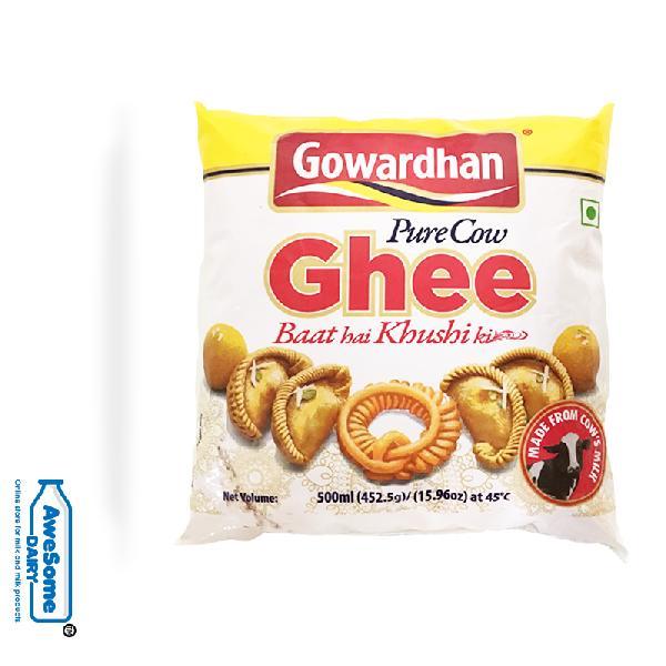 Gowardhan Ghee 500ml Pouch