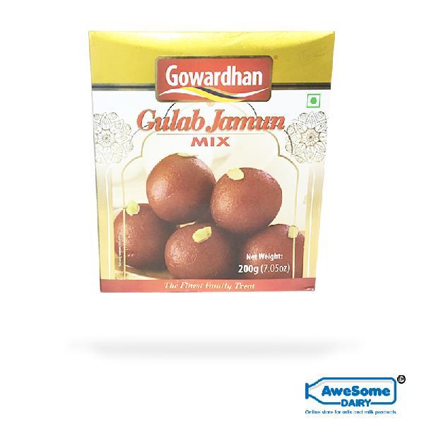 Gowardhan Gulab Jamun 200g