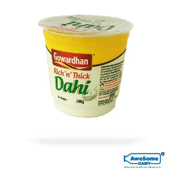 Gowardhan Rich n Thick Dahi 200g