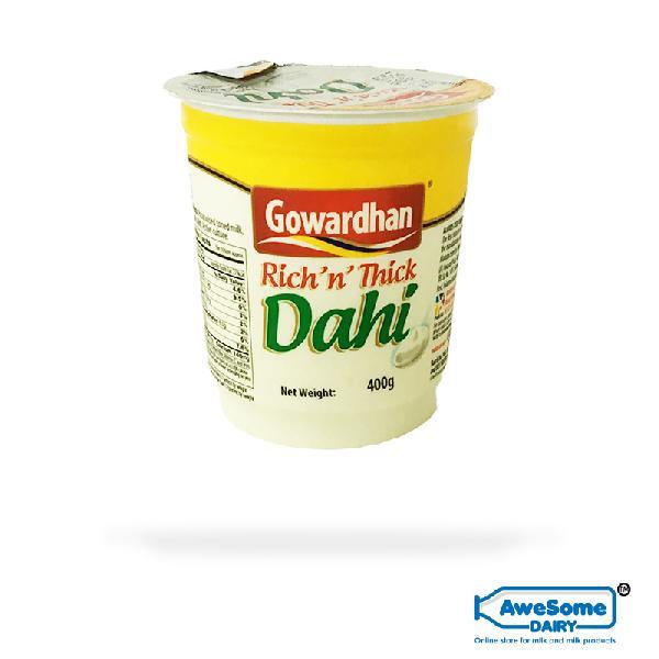 Gowardhan Rich n Thick Dahi 400g
