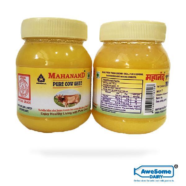 Mahanand Pure Cow Ghee 200ml