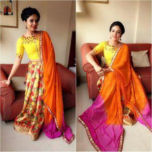 5c9cd993ba Handpicked Lehenga Choli. Business Directory» Womens Clothing » ...