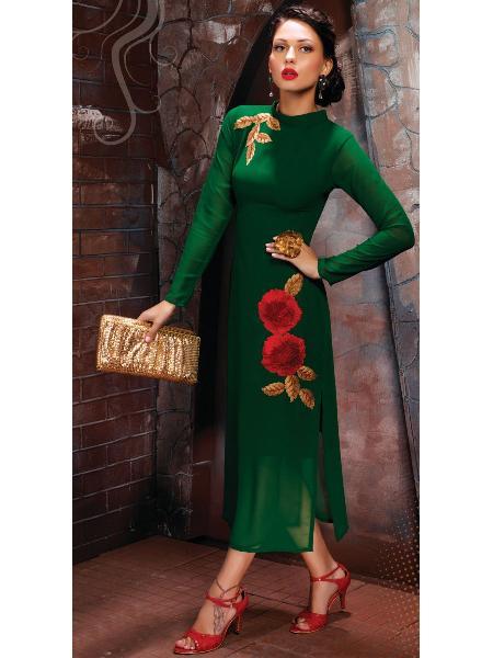 8da4a9ed1a Party Wear Kurtis Manufacturer in Delhi India by Bharti Fashions ...