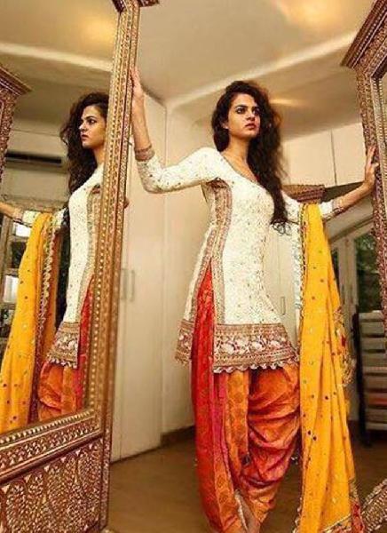 b12f2a3027 Punjabi Salwar Suits Manufacturer in Delhi India by Bharti Fashions ...