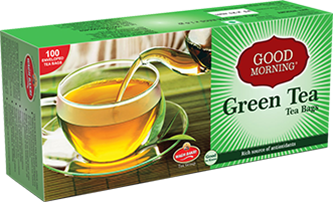 Good Morning Green Tea Bags Manufacturer in Delhi Delhi India by ...