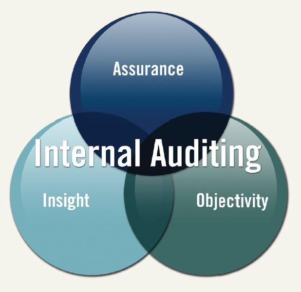 problems on internal audit