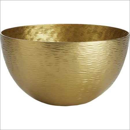 Plain Brass Bowls (BB 01)