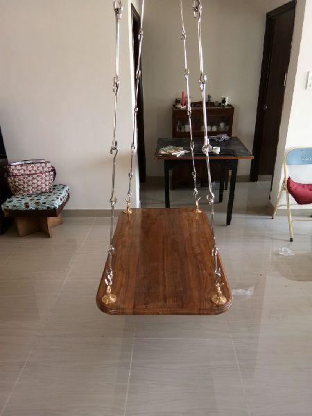 Onjal Indian Teakwood Swing Manufacturer In Hyderabad Telangana