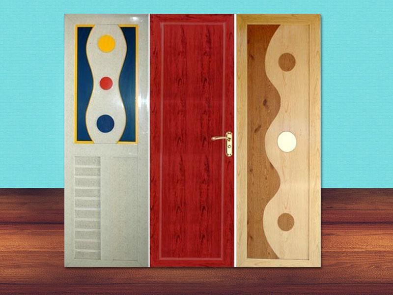 PVC Doors & PVC Doors Manufacturer in Surat Gujarat India by Shreeji Enterprise ...