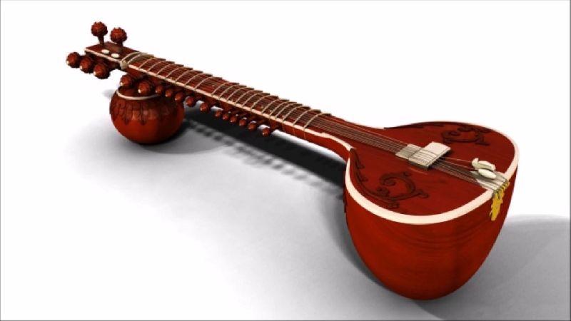 Musical Sitar