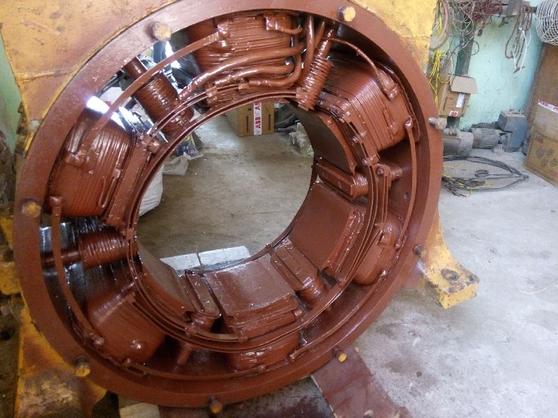 Services - DC Motor Rewinding Services from Rohtak Haryana India by