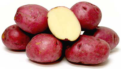 Red potatoes manufacturer in punjab india by soami farm for Different ways to cook russet potatoes