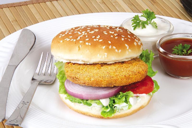 Frozen Soya Burger Patty