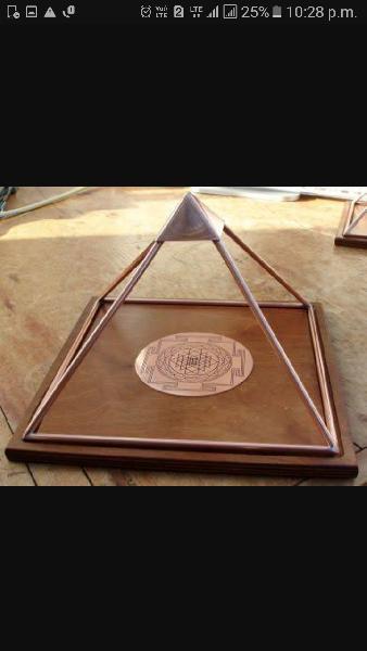 Copper Pyramid Manufacturer in Moradabad Uttar Pradesh India by hari