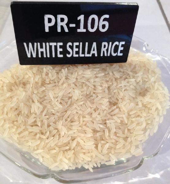 Pr-106 White Sella Non Basmati Rice