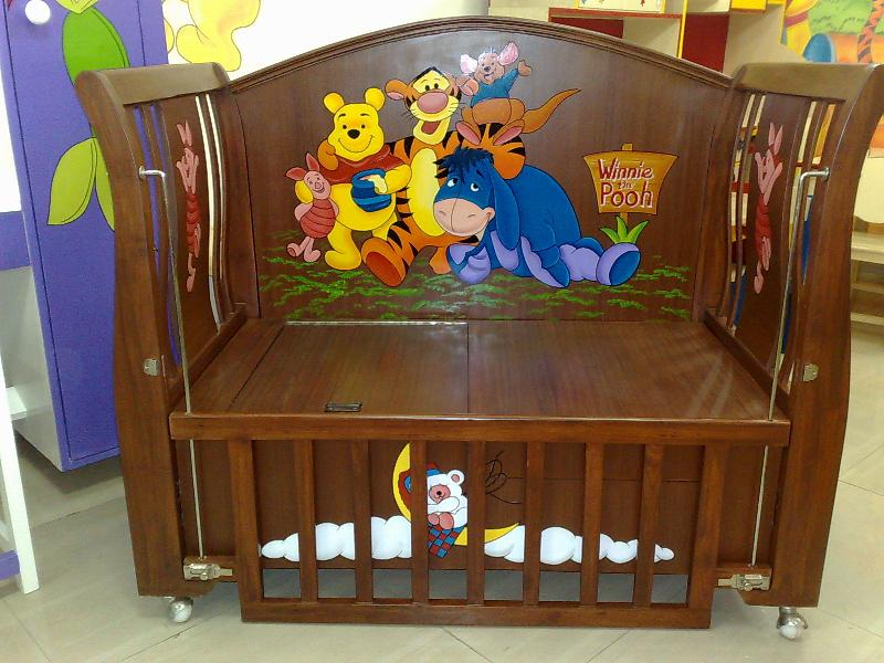 Baby Cots Manufacturer In Delhi India By Wood Scapes