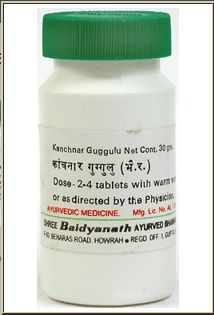 Baidyanath Kanchnar Guggulu Tablets Manufacturer in Bareilly