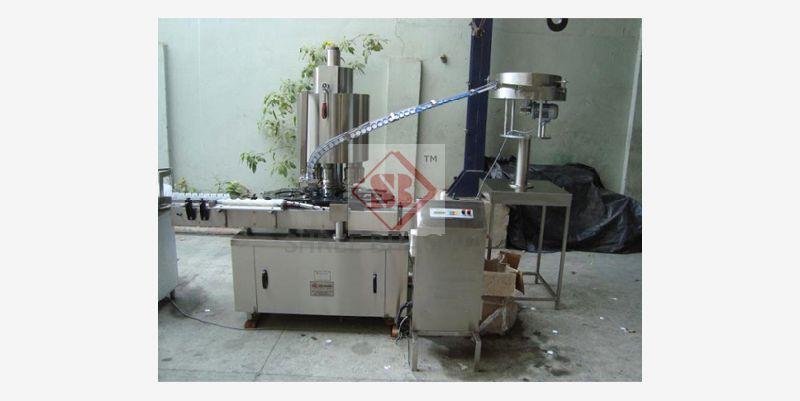 Bottle Sealing Machine