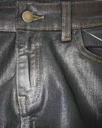 Coated Denim Fabric