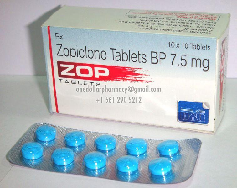Zopliclone for sleep