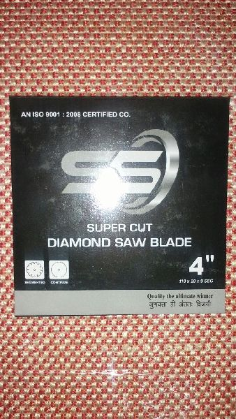 Super Cut Diamond Saw Blades