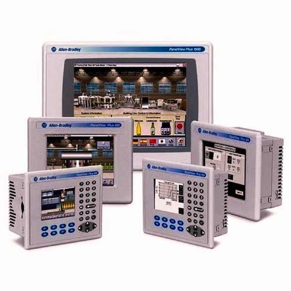 Panelview Plus 6 HMI Terminal Manufacturer in Delhi Delhi India by
