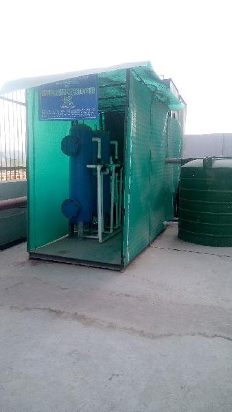 Packaged Sewage Treatment Plant (PSTP001)