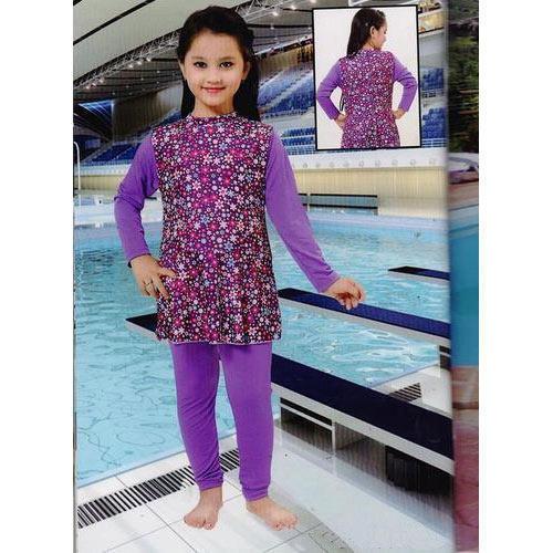 Girls Full Length Swimming Suits Manufacturer In Mumbai Maharashtra