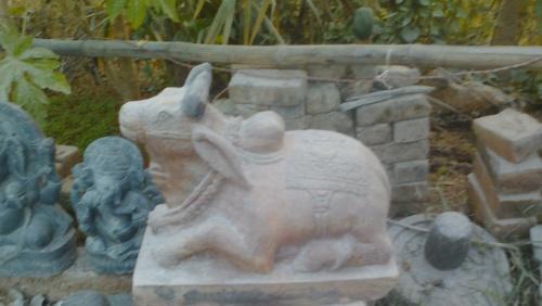 Sand Stone Brusava Sculptures