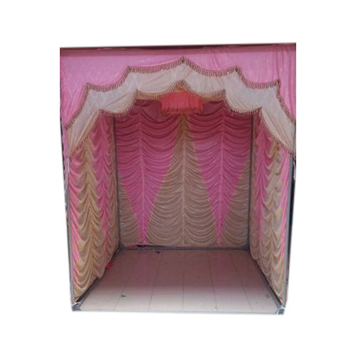 Decorative Ganpati Pandal Curtain Manufacturer In Mumbai