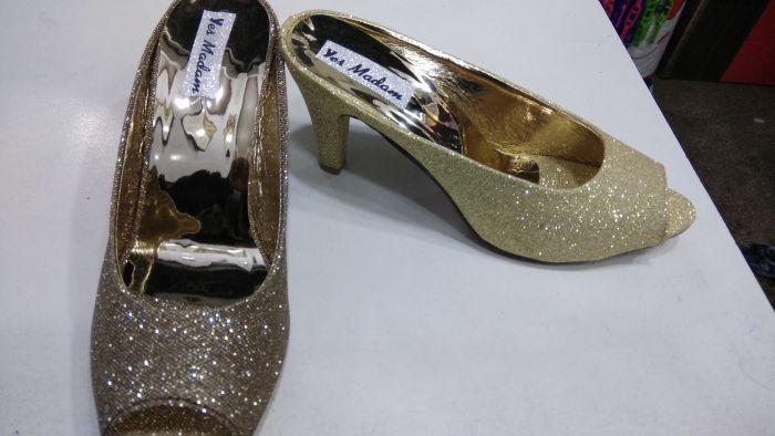 7b9f671229e18b Ladies Party Wear High Heel Sandals Manufacturer in New Delhi Delhi ...