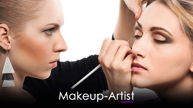 Services Makeup Artist From