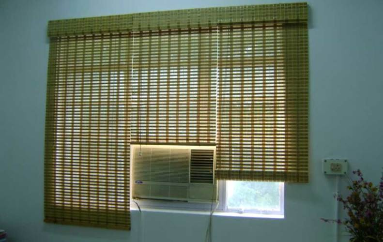 Bamboo Chick Blinds Manufacturer In Delhi India By