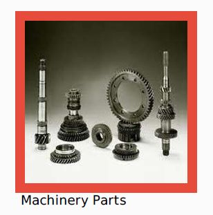 Industrial Machinery Parts
