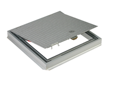 Aluminum Trough Frame