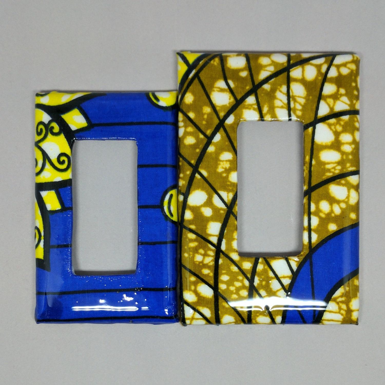 Decora Light Switch Plates
