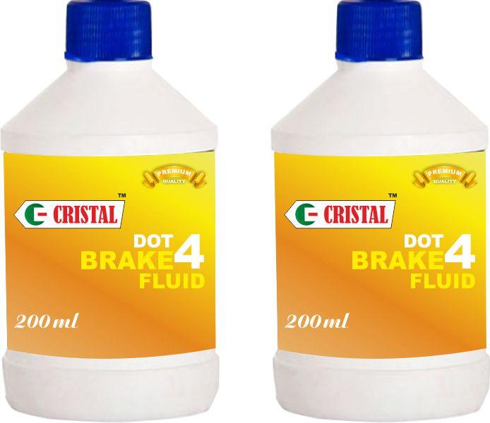 Cristal Brake Fluid