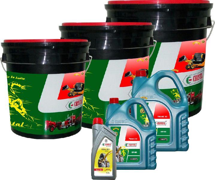 Cristal Gear Oil
