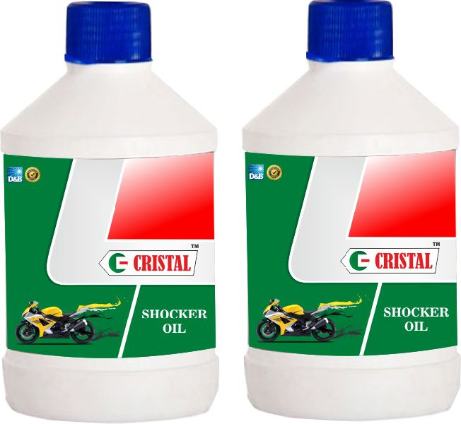 Cristal Shocker Oil