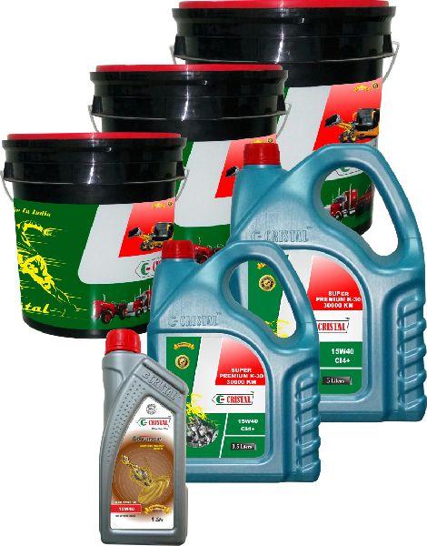 Cristal Super Premium K-30 Engine Oil