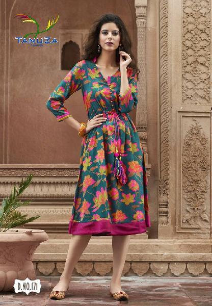 663ba0f9ad3 Ladies Western Wear Dresses Manufacturer in Delhi Delhi India by ...