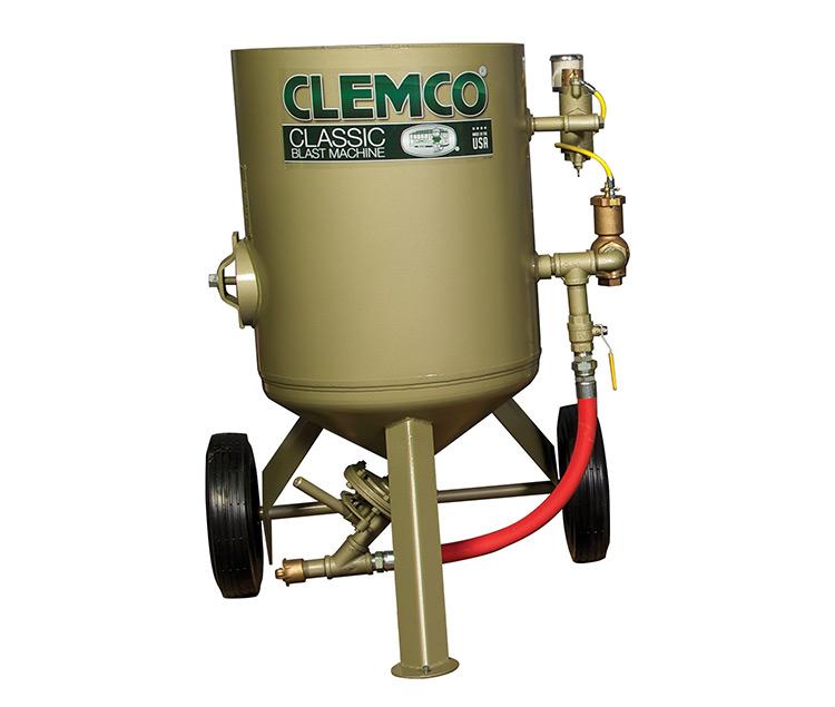 air blast equipment